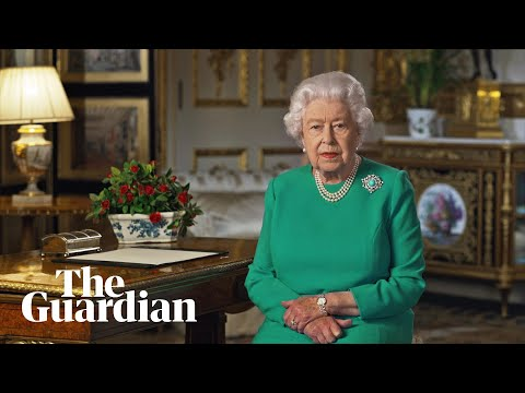 The Queen's coronavirus address to the nation – watch in full