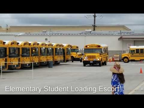 San Diego School Bus Roadeo 4/7/17