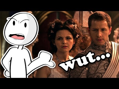 Once Upon A Time is kinda dumb...
