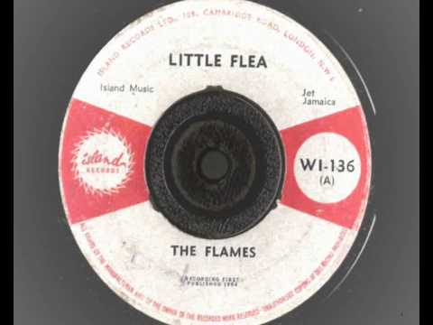 The Flames ( Toots and the Maytals) - Little Flea - Island records 136 -1966 Ska