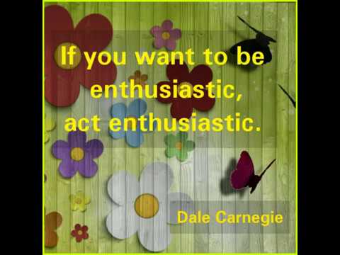 Enthusiasm quotes - engines of success