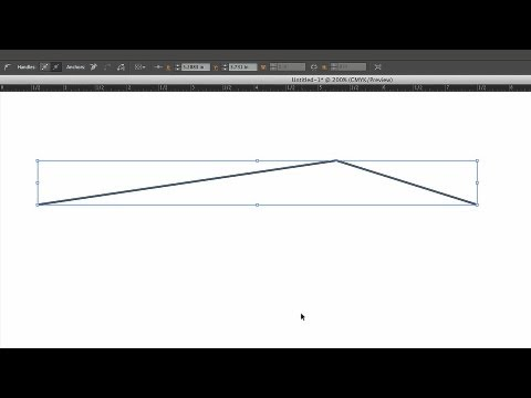 How to Add & Delete Anchor Points   Adobe Illustrator