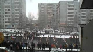 Парад в Усть - Илимске!
