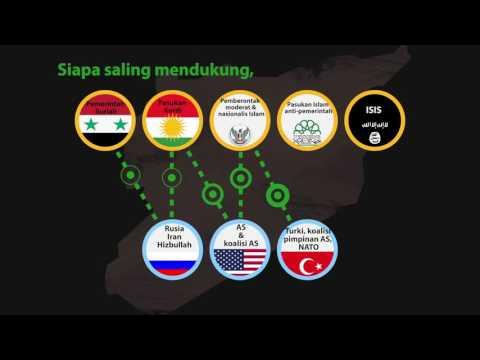 Infografis: Suriah