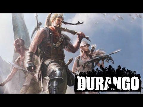 DURANGO GamePlay English Version ( MMORPG )