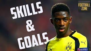 Ousmane Dembele ● Best Skills & Goals ● 2016/17 ● HD