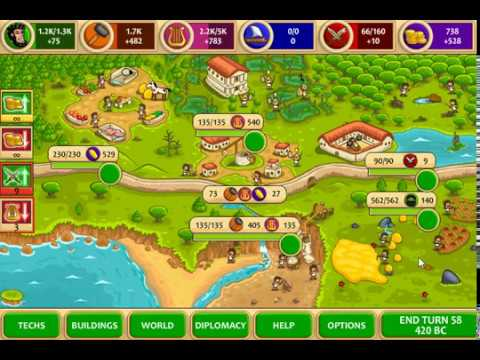 Pre Civilization Marble Age GamePlay