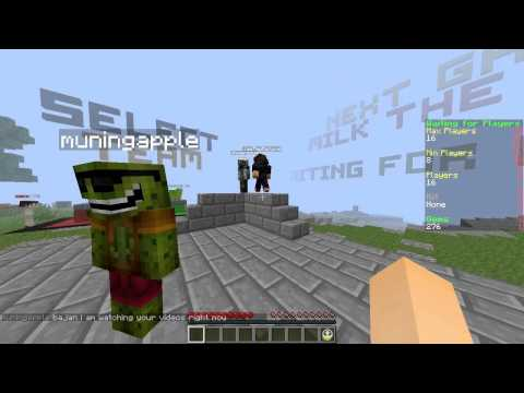 PARTY GAMES WITH MY SISTER! Marley & Mitch Play Minecraft Party Games from YouTube · Duration:  19 minutes 2 seconds