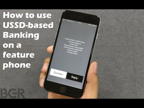 How To Use USSD-Based Mobile Banking On Your Phone | BGR India