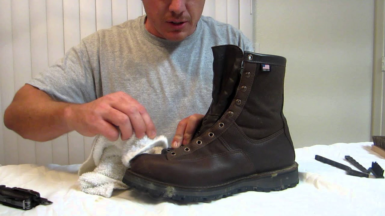Danner Roseburg Boot Video 1 - YouTube