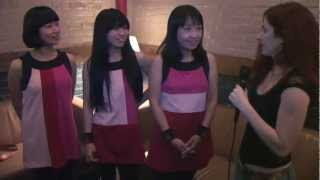 Shonen Knife @ The Bell House (21-Jul-2012)