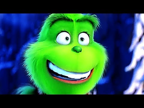 THE GRINCH New Trailer (2018) Animated Movie HD