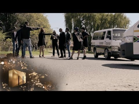 Download Taxi heist   – Isibaya | Mzansi Magic