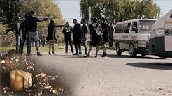 Taxi heist   – Isibaya | Mzansi Magic