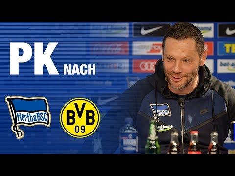PK NACH DORTMUND - DARDAI STÖGER - Hertha BSC - Berlin - 2018 #hahohe