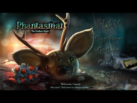 Phantasmat 3: The Endless Night Collector's & Standard Edition Gameplay | HD 720p