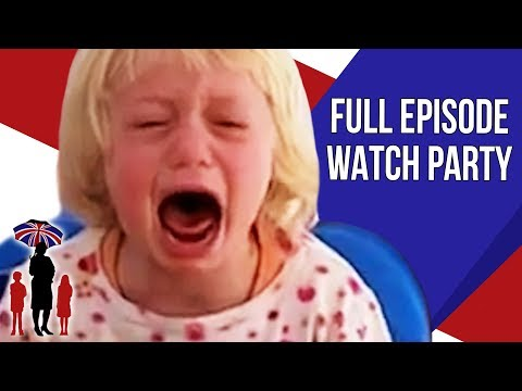 Season 1 Episode 1 Watch Party | Full Episode | Supernanny