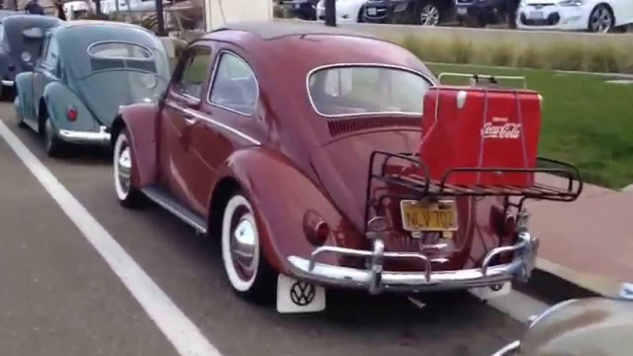 Rare Vintage Air Vw Club Bob Baker Vw Show 2015 Youtube