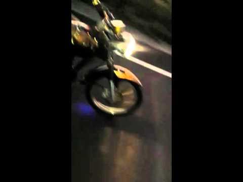 May pen bikers *adrian*(champion boy fancy)
