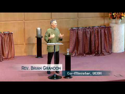 Sunday, October 29 -Being Love-Unity Church of The Hills
