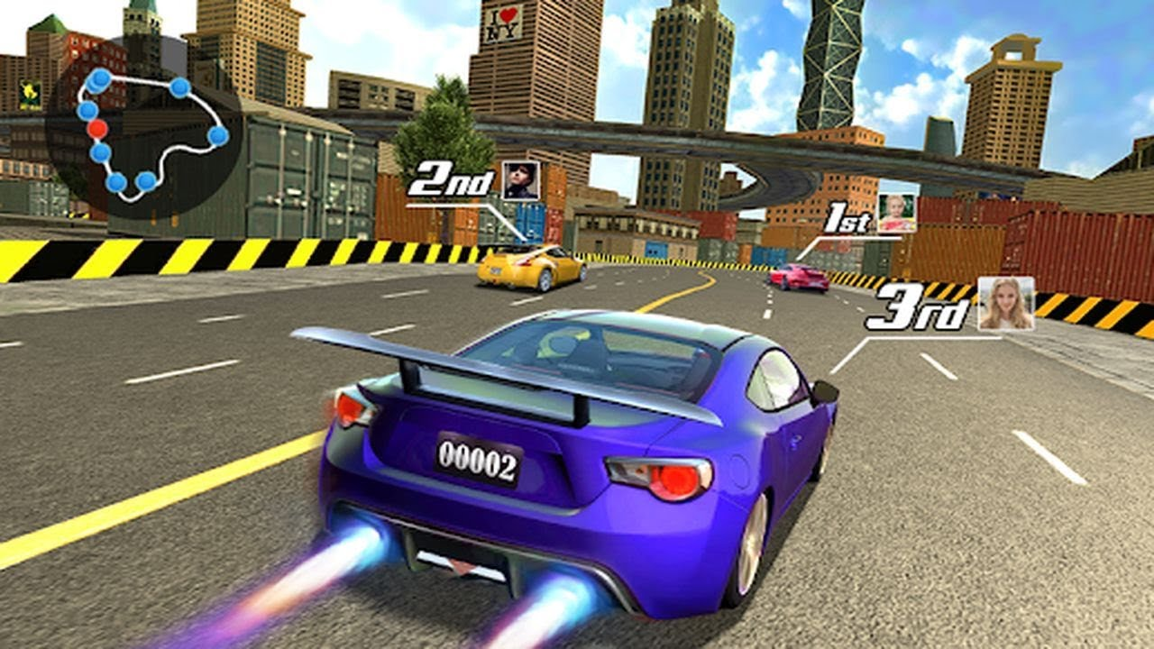 street chasing speed racing mod apk android 1
