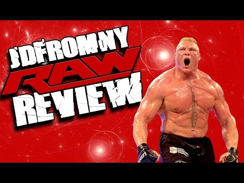 WWE Raw 3/30/15 Review & Results |...