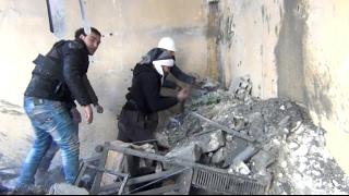 خاص |  قوات الأسد تبدأ حملة عسكرية في دمشق وتهجر ستين ألف مدني