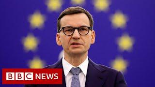 Poland cries blackmail as row clouds EU summit - BBC News