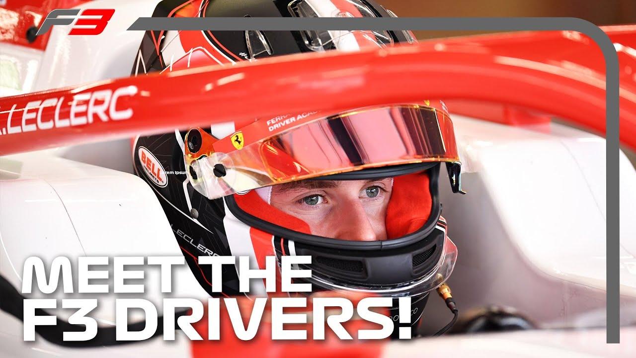 Meet The F3 Drivers! | 2021 Formula 3 Championship