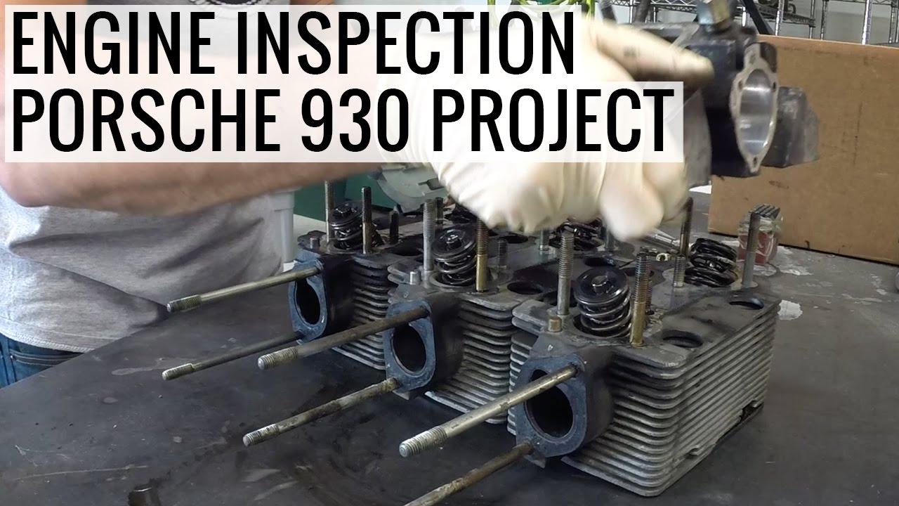 engine inspection, wiring, & fab work porsche 930 project ep03 h6 engine engine inspection, wiring, & fab work porsche 930 project ep03