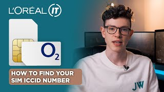 How to Find your SIM Card ICCID Number