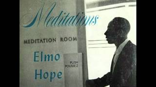 Elmo Hope Trio - I Don