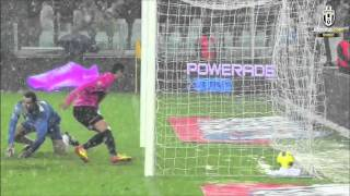 Juventus-Udinese 2-1 (28/01/2012) - Highlights
