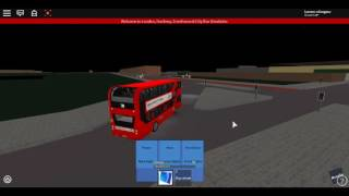Roblox Londra Hackney & Limehouse bus Simulator E400H City CT Plus Route 388 da Fremont Street