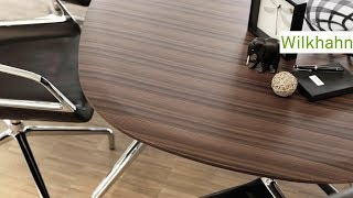 Graph Conference Table Production Film - By Wilkhahn
