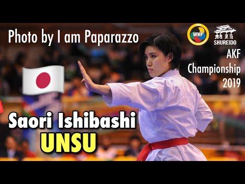 Saori Ishibashi - Unsu - AKF Championship Cadet, Junior, Under 21 Kota Kinabalu 2019