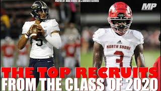 Top Recruits from the Class of 2020