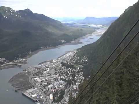 Mount Roberts Tramway-Juneau, Alaska