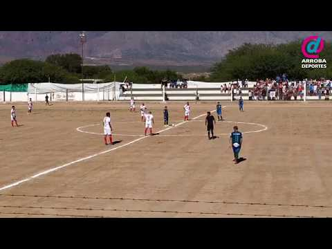 Regional Amateur: Social y Deportivo Libertad 1 vs. Deportivo La Merced 3
