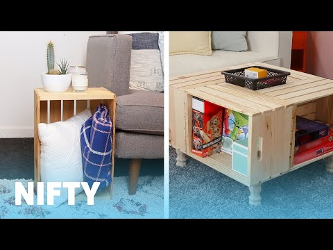 8 Easy Ways To Add Storage To A Small Living Room