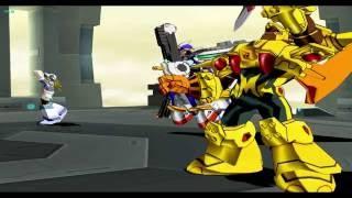 Mega Man X Command Mission - Boss#15 Epsilon