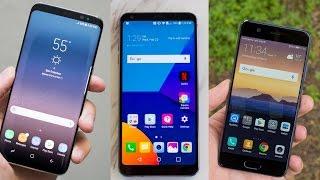 Parliamo degli ultimi smartphone sul mercato S8 G6 P10