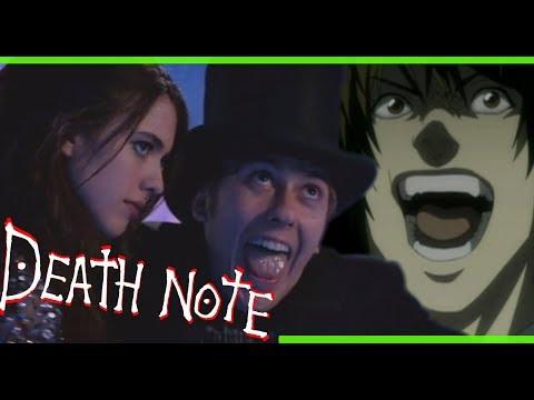 DEATH NOTE NETFLIX EVOLUTION | Sufrimiento de Review
