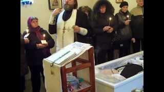 Похороны писателя Георгия Сомова(, 2012-11-26T17:46:01.000Z)