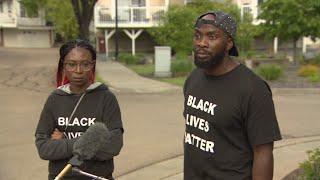 Edmonton man says police used knee-on-neck restraint during his 2018 arrest