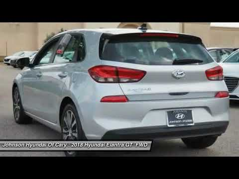 2018 Hyundai Elantra GT Cary NC HY43884