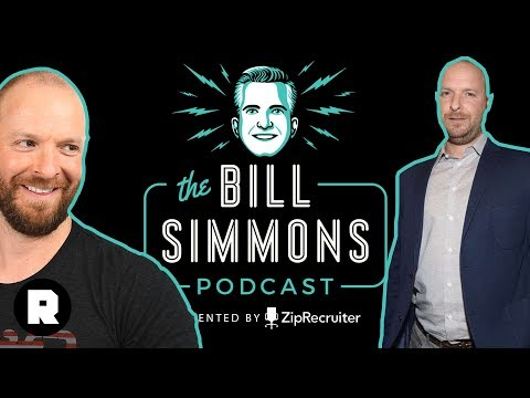2018 NBA Playoff Mega-Preview With Ryen Russillo | The Bill Simmons Podcast (Ep. 352)