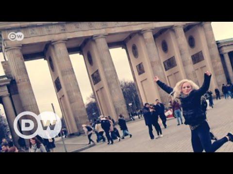Europas Wahrzeichen: Das Brandenburger Tor   DW Deutsch