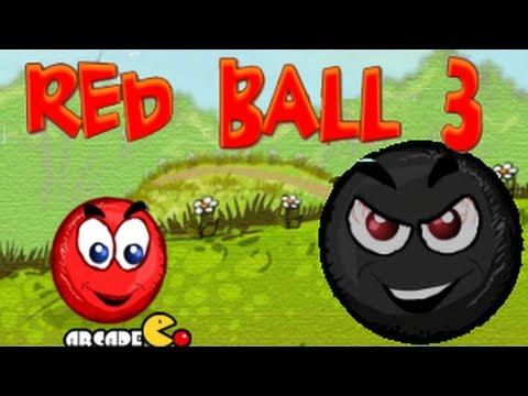 скачать игру Red Ball 3 - фото 5