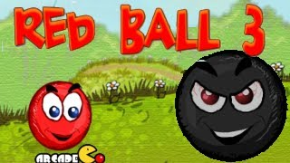 Red Ball 3 Gameplay Trailer